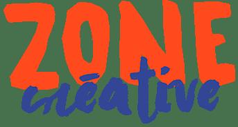 Logo Zone Créative